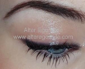 glossy eye