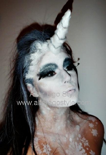 Grey Hair Spray For Halloween