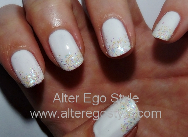 Winter nails alter ego style