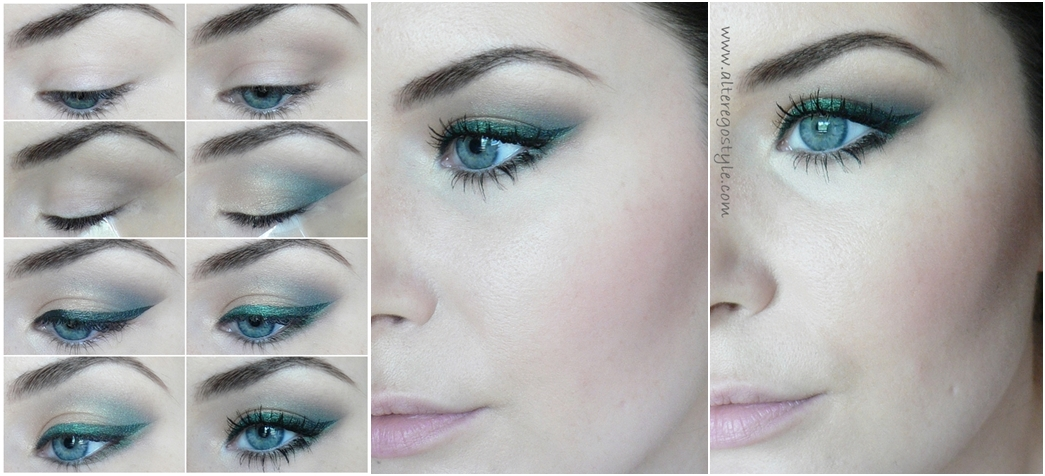 green-eyeliner-tutorial-pictures