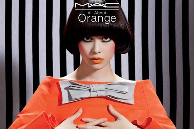 mac all about orange