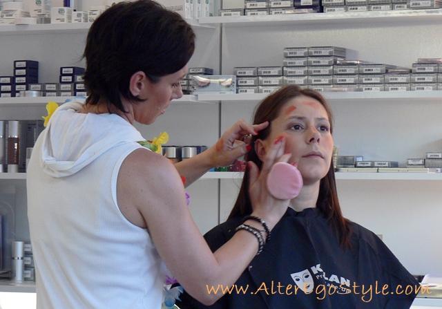 make up prezentacija