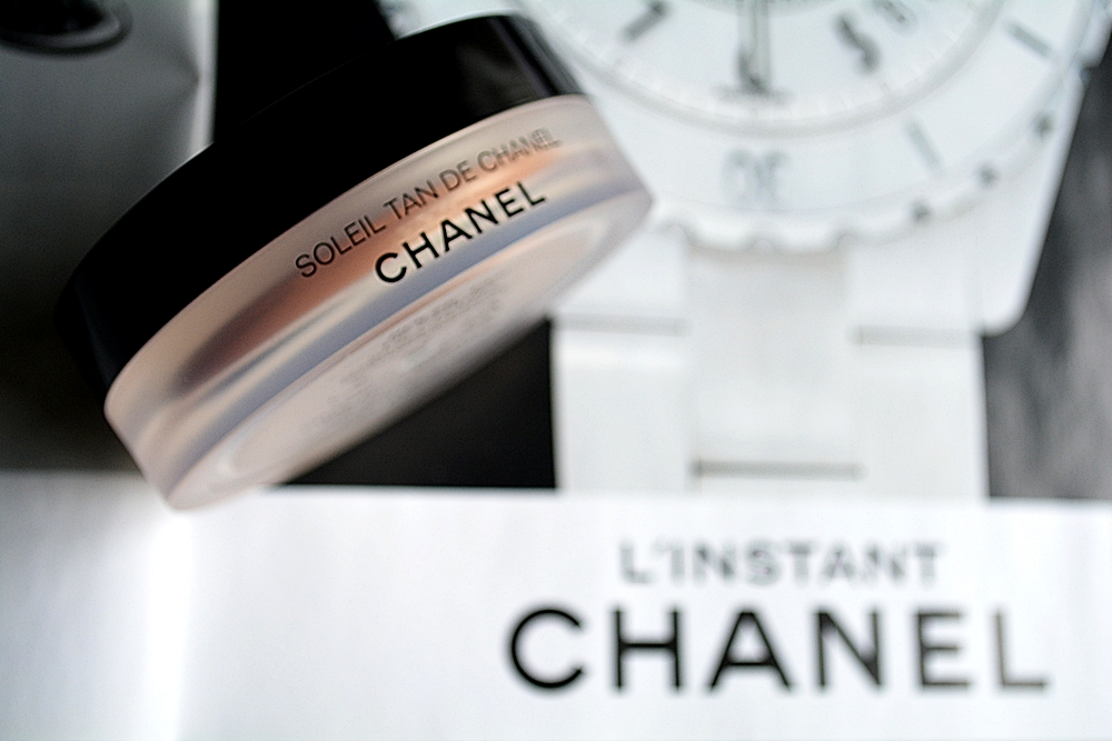 how to use chanel soleil de tan