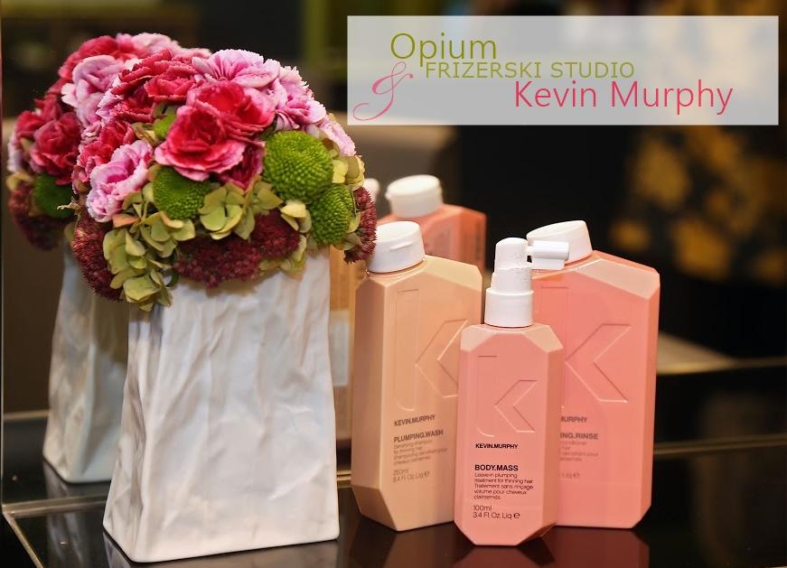 Studio Opium i Kevin Murphy